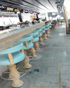 Picture of bar stools