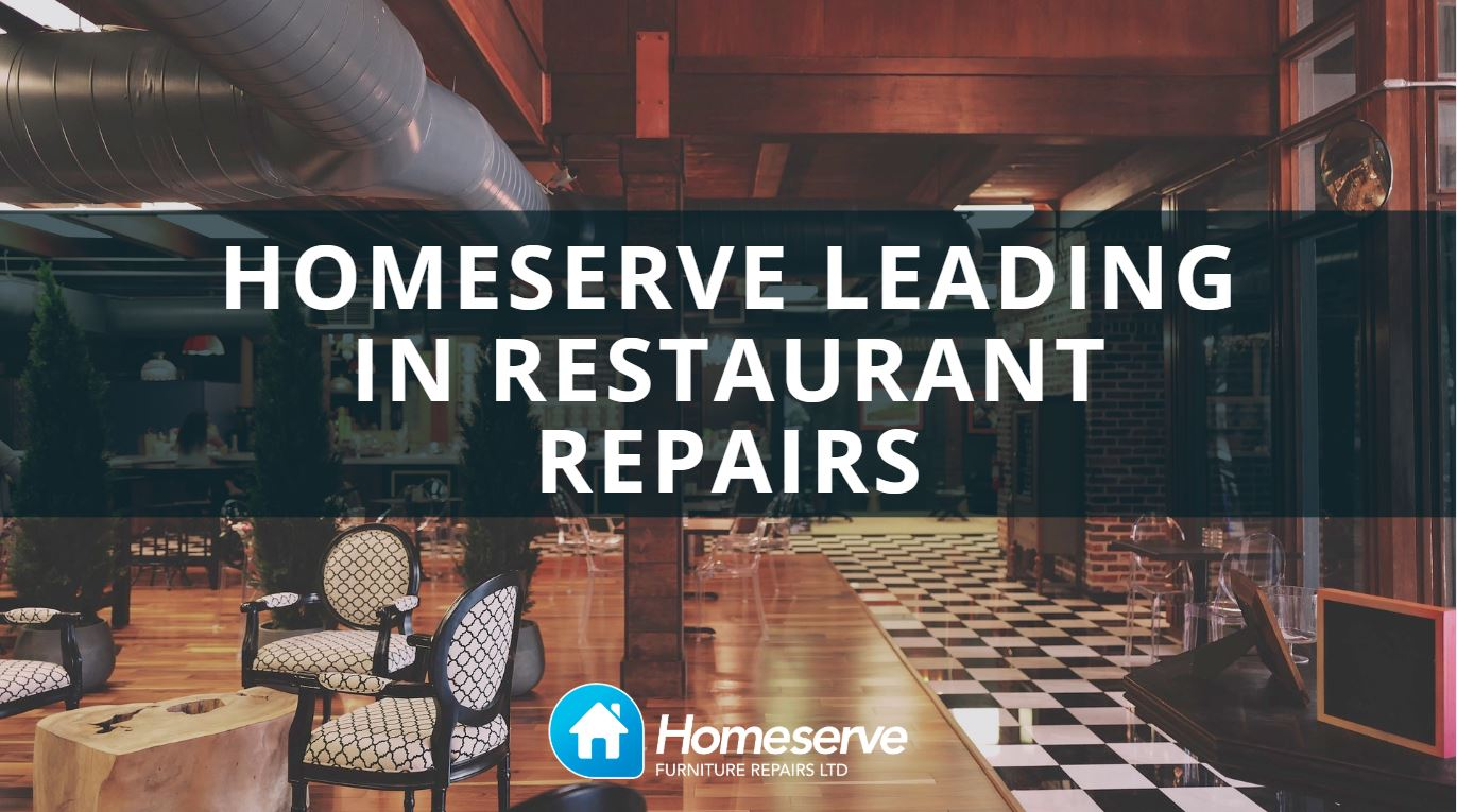 Homeserve Leads In Restaurant Repairs