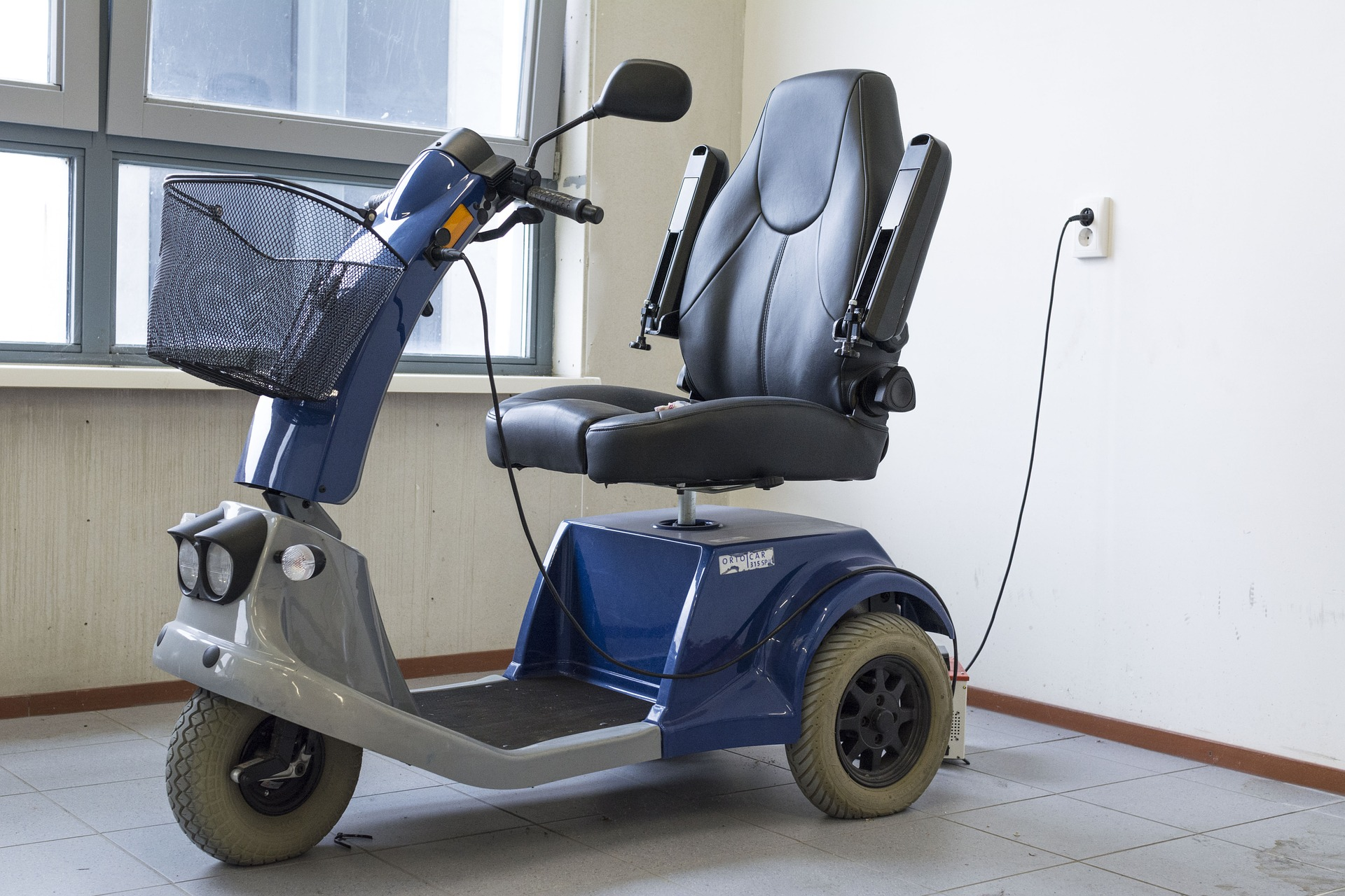 Mobility Scooter Care and Maintenance