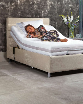 We deal with all types of adjustable beds and motorised beds