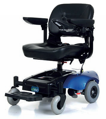 Motorised mobility chair