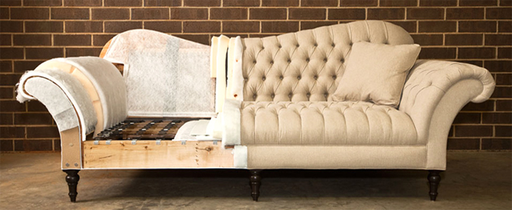<!DOCTYPE html> <html> <head> </head> <body> <p>The following guide should help you decide whether to reupholster your sofa or buy new.</p> <p>Your favourite piece of furniture for the past 10 years has now become dirty, fabric ripped or just does not match the current décor of your home. You can head out to your nearest store and purchase a new suite but this isn't your only option.</p> </body> </html>